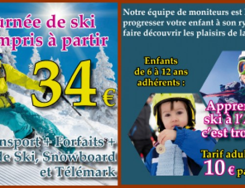 3 infos concernant le Ski