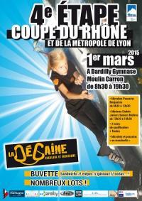 FFME, coupe du Rhône à Dardilly