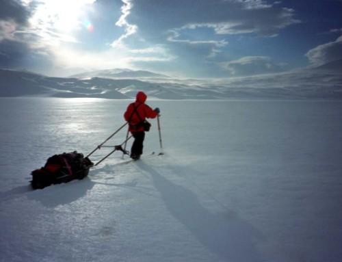Ski nordique en autonomie
