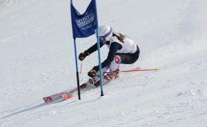 Slalom ski alpin