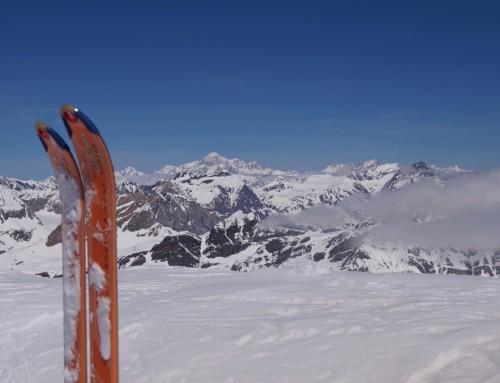 Ski de rando – fin de saison 2016