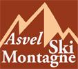 Logo ASVEL Ski Montagne