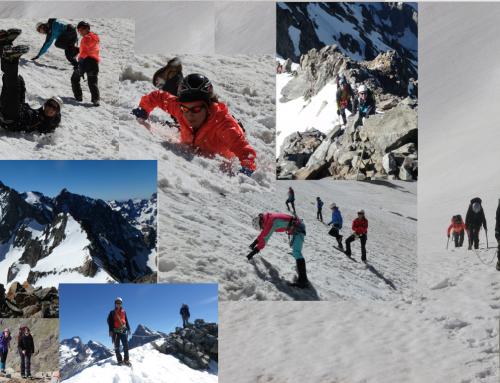 Sortie Initiation Alpinisme des 10 et 11 juin